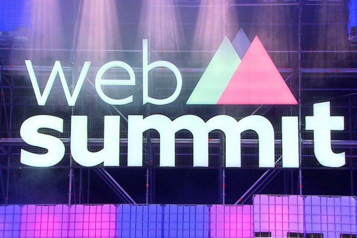 Web Summit é palco para a Comissão Europeia