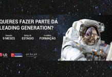 O LG Xplorers procura jovens talentos para estágio na LG Portugal