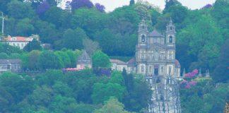 Santuário do Bom Jesus em Braga é Património Mundial