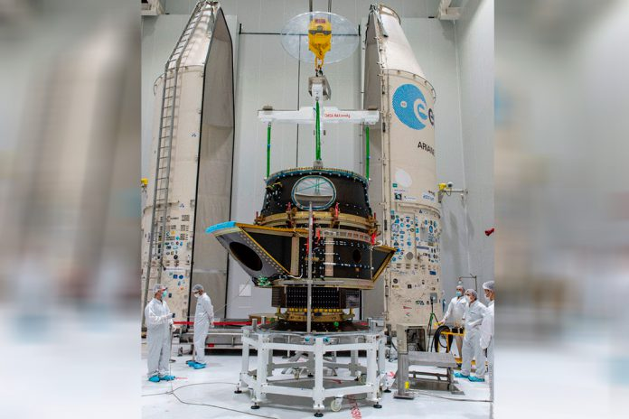 ESA lança satélite para estudo de exoplanetas