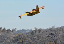 Situação de Alerta de risco de incêndios alargada até 10 de setembro