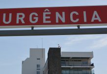 Hospitais de referência para a COVID-19 em Portugal