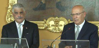 Portugal e República Dominicana assinam acordos e debatem crise venezuelana