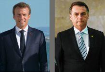 Incêndios na Amazónia colocam em confronto Emanuel Macron e Jair Bolsonaro
