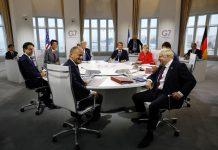 Líderes do G7 querem reformular a Organização Mundial do Comércio