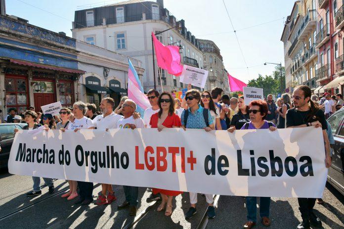Marcha do Orgulho LGBTI+ de Lisboa invadiu a cidade