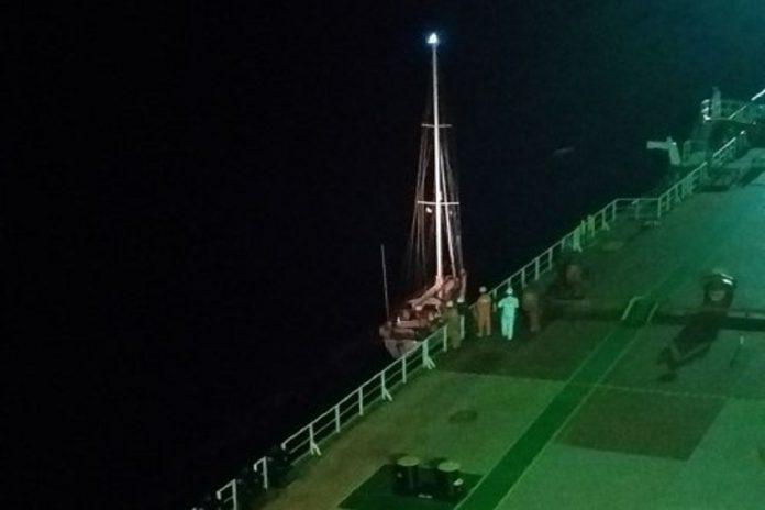 """Velejador do """"THE RUN"""" resgatado a sul da ilha de São Miguel"""