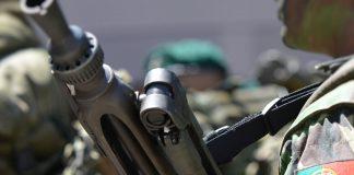 Militar ferido na República Centro-Africana vem para Lisboa