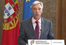 Ministro da Defesa Nacional, João Gomes Cravinho, testou positivo à Covid-19