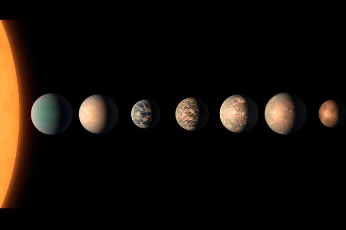 Exoplanetas com maior variedade de vida que a Terra
