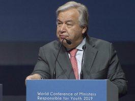 """Guterres: """"Não estamos a fazer o suficiente"""" no combate às alterações climáticas"""