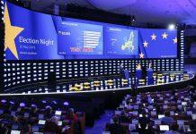 Cerca de 1.300 jornalistas acompanham as eleições europeias no Parlamento Europeu