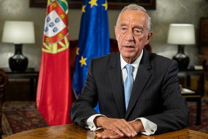 Marcelo Rebelo de Sousa apela ao voto nas eleições europeias
