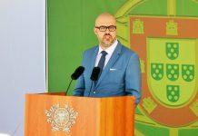 João Miguel Tavares, presidente das Comemorações do Dia de Portugal, em Portalegre.