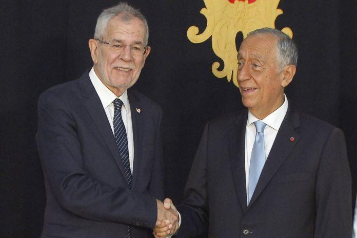 Áustria e Portugal convergem no projeto europeu