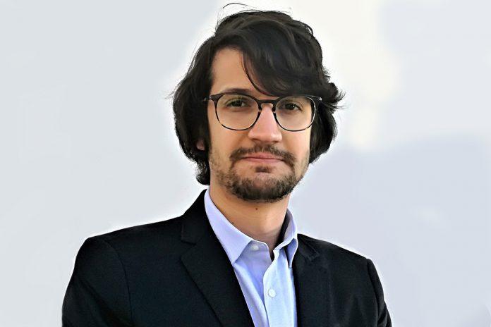 Sergio Maia da Universidade do Minho vence Prémio Jacques Delors