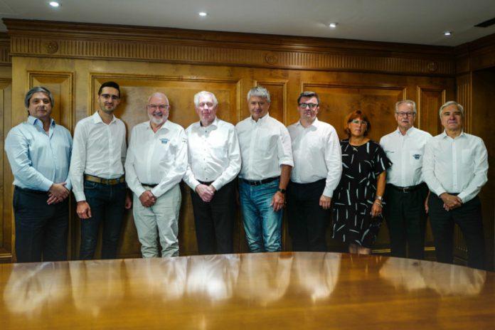 Manuel Marinheiro eleito vice-presidente da FIM Europa