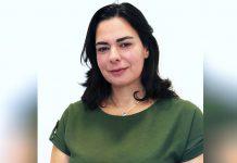 Cláudia Silva, enfermeira e membro da Associação Portuguesa de Enfermeiros de Cuidados em Estomaterapia