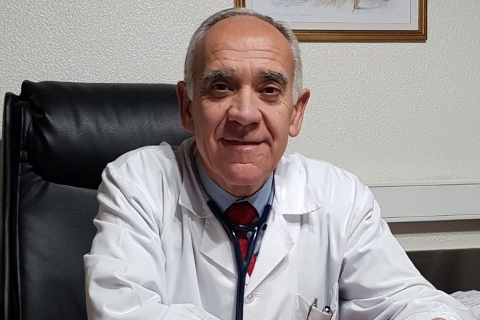 Ernesto Carvalho, cardiologista.