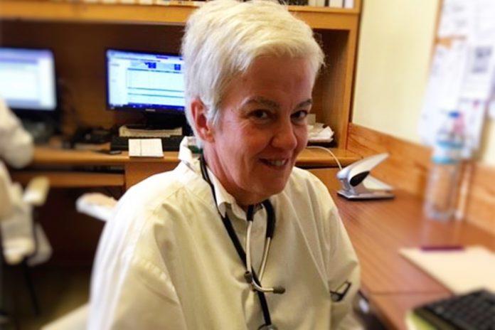 Helena Sarmento, Internista e Membro do NEDVIH