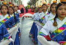 Comunidade Chinesa em Lisboa festeja Ano Novo Chinês, o Ano do Porco