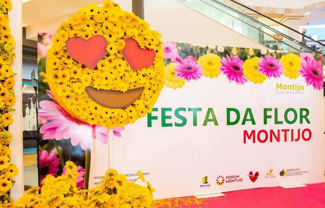 Festa da flor 2019 no Forum Montijo