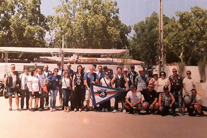 Concentração Ibérica de Polícias Motards em Penamacor