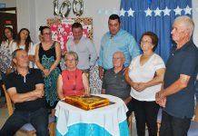 Comemorar 100 anos de vida aconteceu no Centro de Dia de Pedrógão de São Pedro