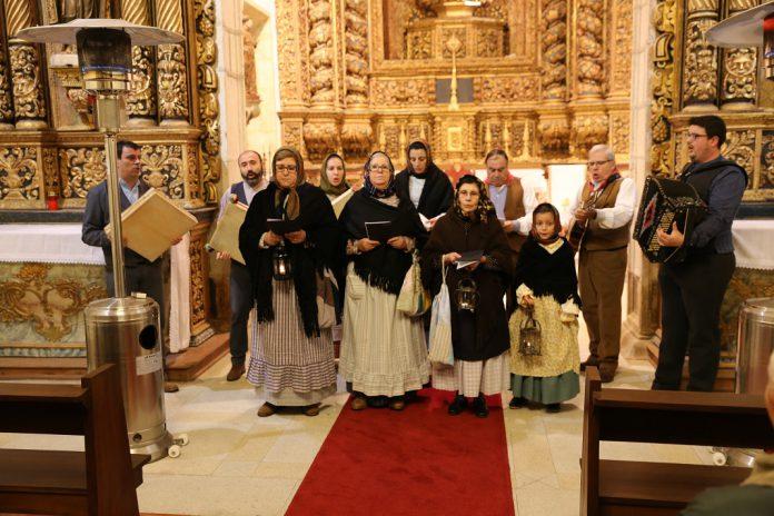 Encontro de Cantares ao Menino no Convento de Santo António em Penamacor