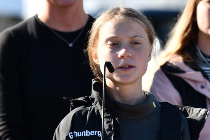 Ativista sueca Greta Thunberg fica em Lisboa alguns dias