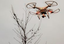 Air drones é a solução da Indra para gerir o tráfego de drones