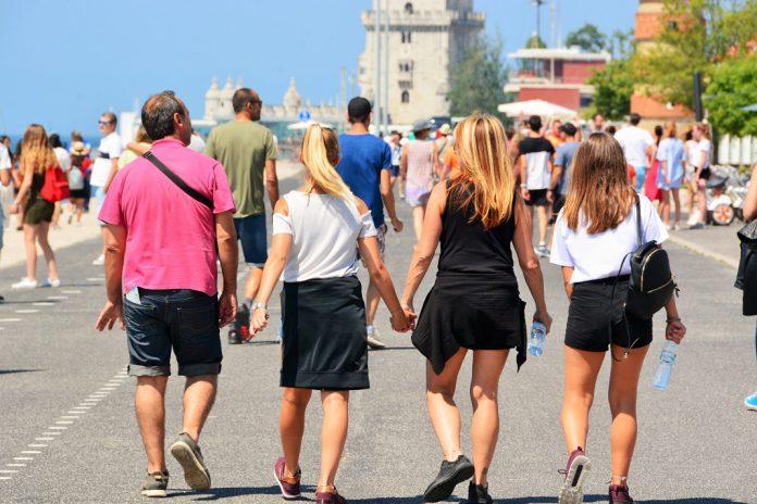 Receita de turismo em janeiro 2019 sobe para 163 milhões de euros