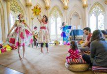 Parques e monumentos de Sintra com programa de junho a pensar nos mais novos