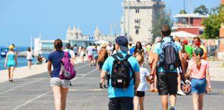 Receitas do turismo crescem 9,6% em 2018