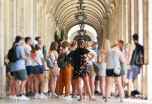 Turistas aumentam 9,7 por cento em junho