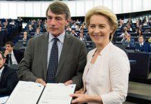 Ursula von der Leyen eleita presidente Comissão Europeia