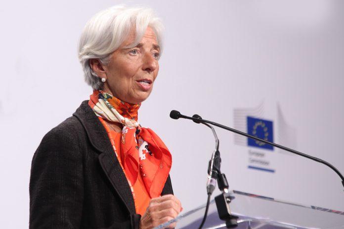 Christine Lagarde nomeada Presidente do Banco Central Europeu