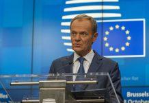 Donald Tusk indicou que Reino Unido pediu adiamento do Brexit