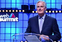Michel Barnier lembra na Web Summit a capacidade inovadora da Europa