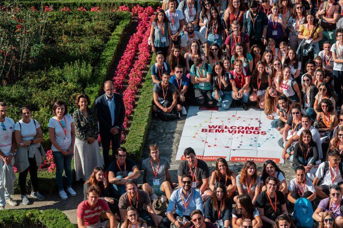Universidade do Minho dá boas-vindas a novos estudantes estrangeiros