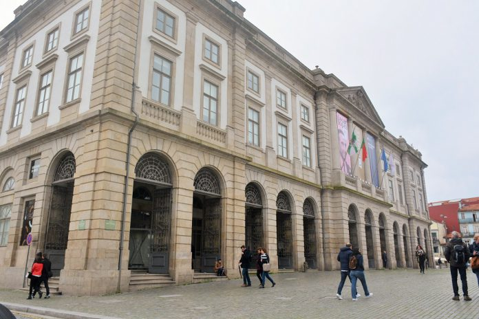Feira de Emprego da Universidade do Porto na Exponor