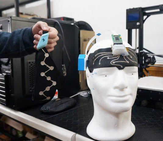 """EEG vestível"" económico e reutilizável desenvolvido na Universidade de Coimbra"