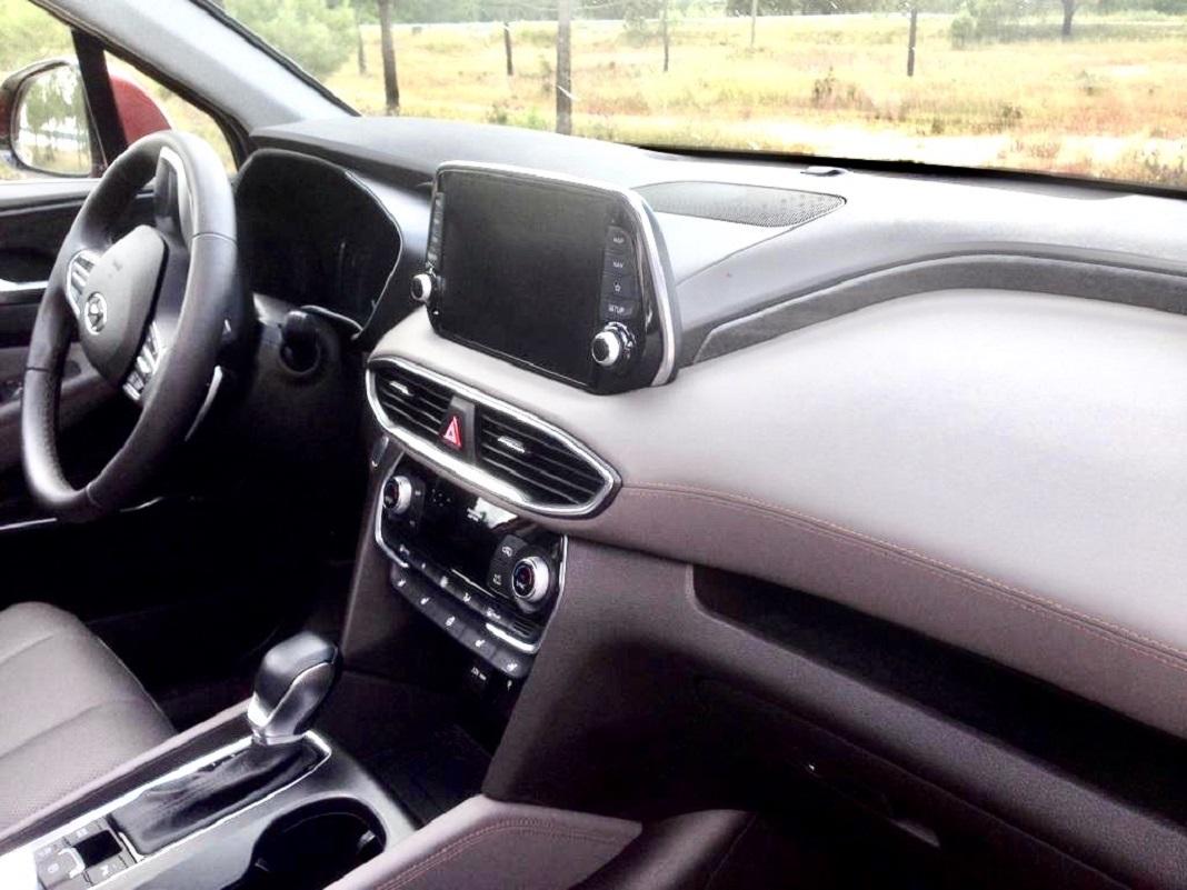 Hyundai Santa Fe 2.2 CRDi 4x2 Premium 8AT
