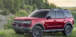 O novo Ford Bronco Sport