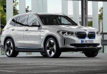 Novo BMW iX3 totalmente elétrico