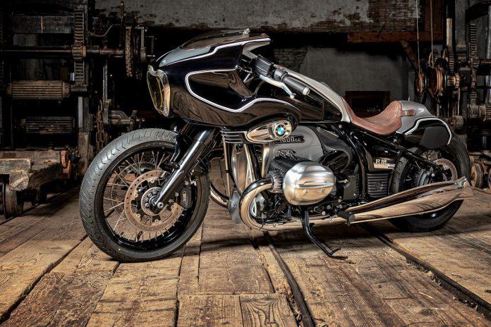 BMW Motorrad apresenta nova BMW R 18 com personalização Blechmann