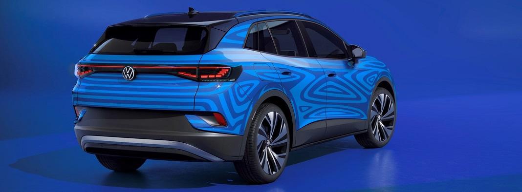 ID.4: o SUV da Volkswagen totalmente elétrico