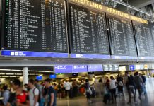 Coronavírus 2019-nCoV: medidas da OMS para aeroportos e portos internacionais