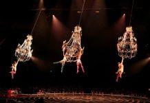 """""""Corteo"""" do Cirque du Soleil com nova sessão no Altice Arena"""