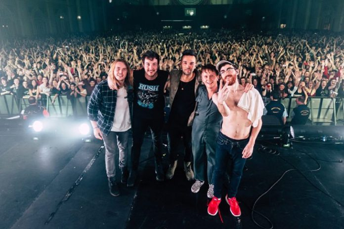 Nothing But Thieves no NOS Alive 2020 a 9 de julho